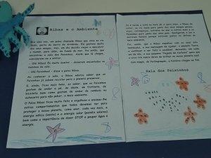 A Maleta Pegada de Carbono encanta crianças do pré-escolar da EB1 nº 2 da Quinta do Conde