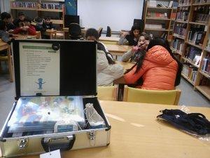 Maletas da Sustentabilidade no Agrupamento de Escolas José Saramago